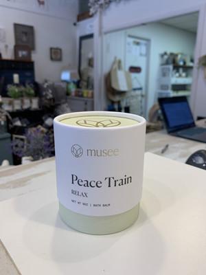 Musee Bath Balm - Peace Train Relax