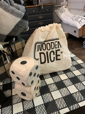 Outdoor Yard Dice
