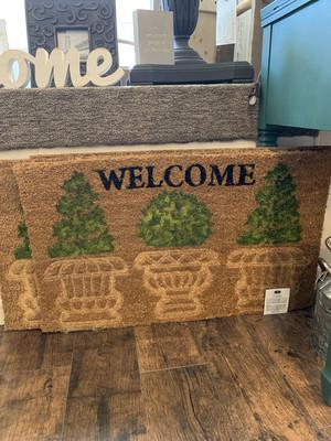 Topiary Mat