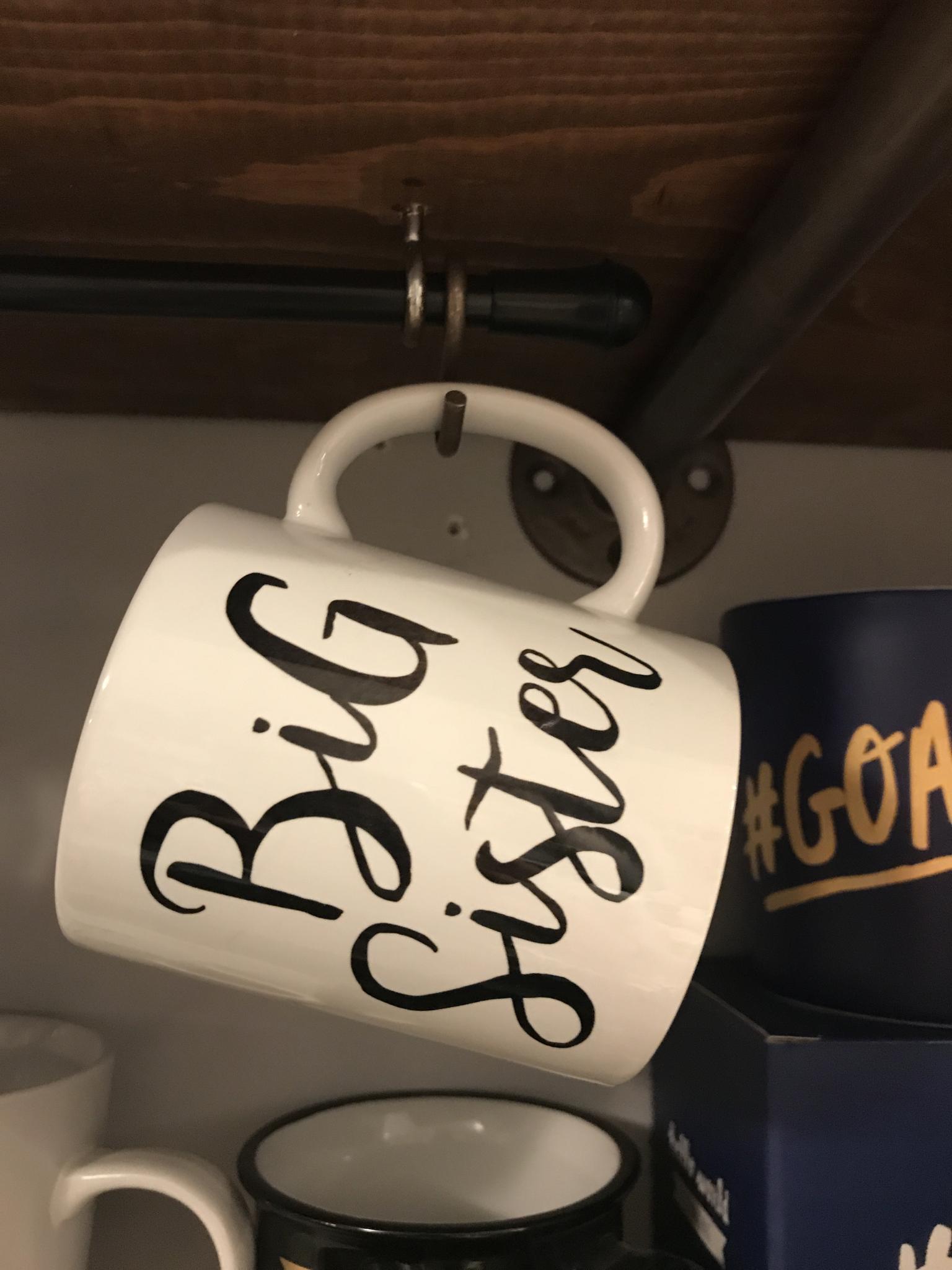 Big Sister Coffee Mug cmbs