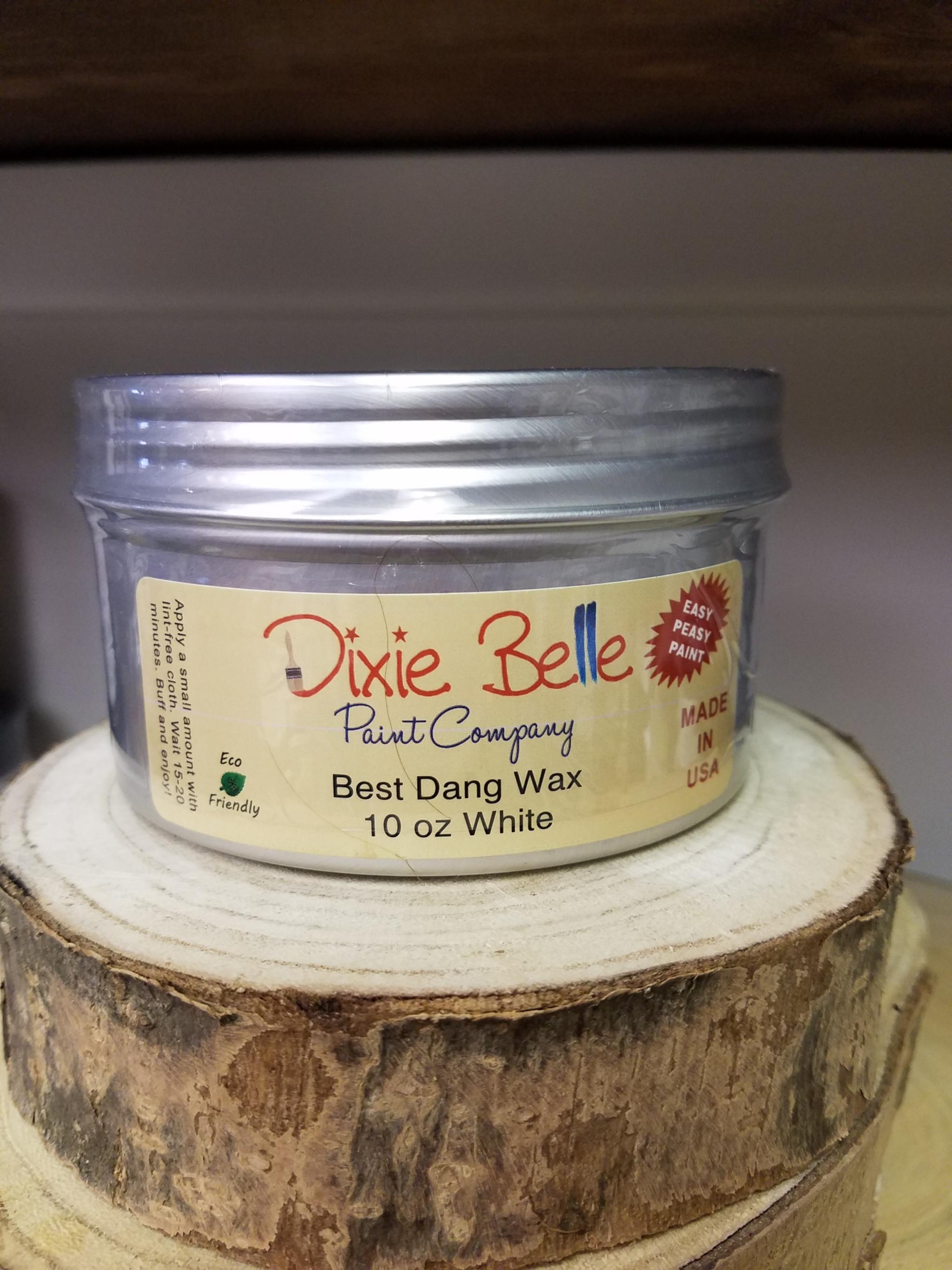Dixie Belle Best Dang Wax White 815146024526