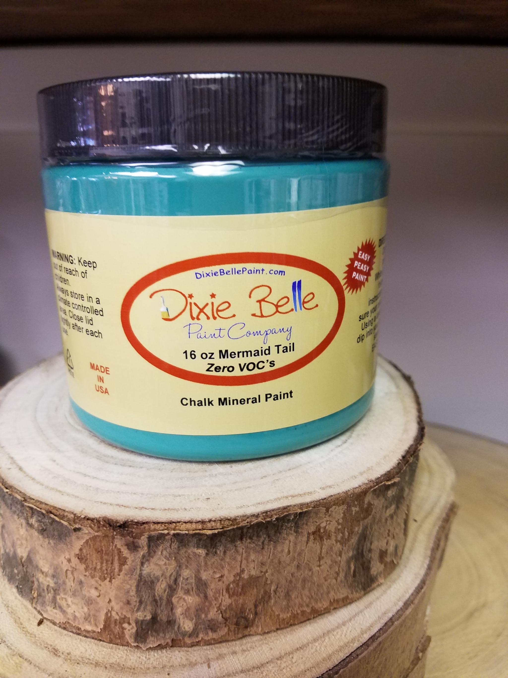 Dixie Belle Mermaid Tail 16_oz 815146024830