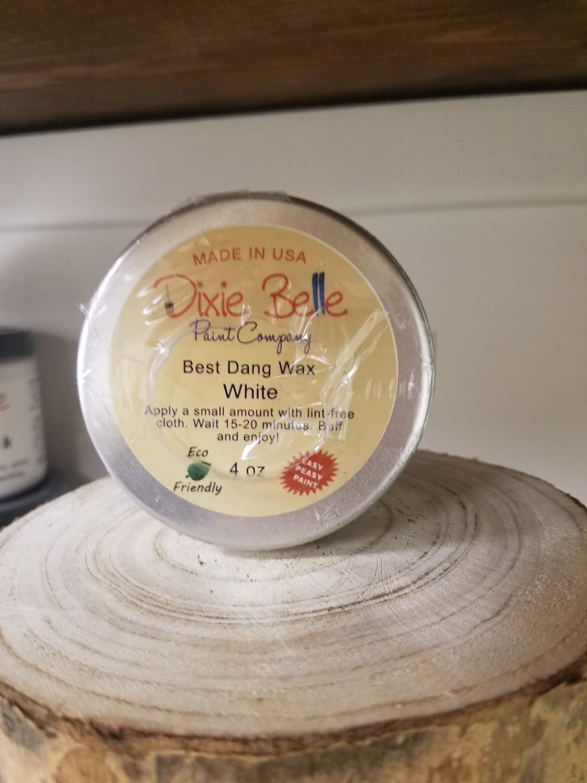 Dixie Belle White Wax 4oz