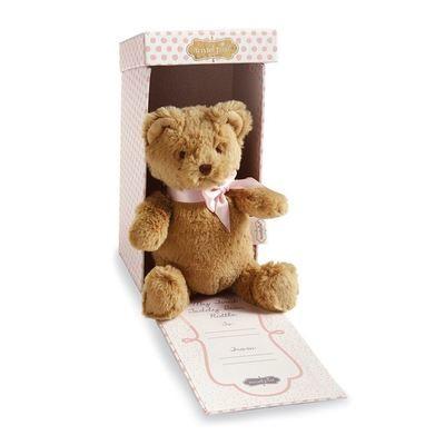 My First Teddy Bear - Pink