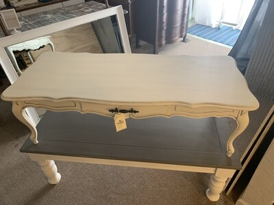 FGF White Coffee Table