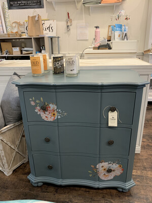 FGF 3 Drawer Dresser Stormy Seas