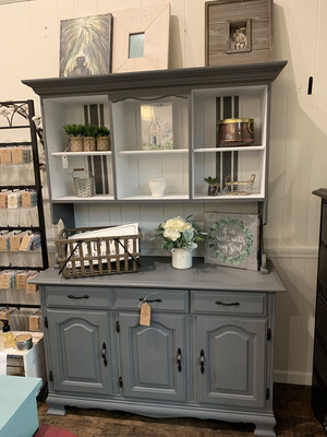 Fgf Grey Hutch With Stripe