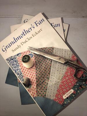 Grandmother's Fan By Sandy Eckart