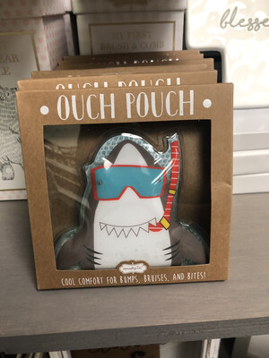 Shark Ouch Pouch