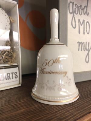 Anniversary Bell 50 Years