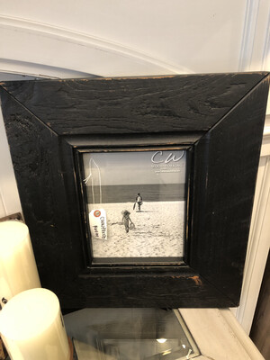CW Wood Frame Black 8x10'