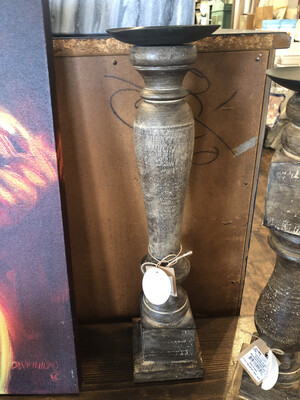 Large Bistro Candle Stick