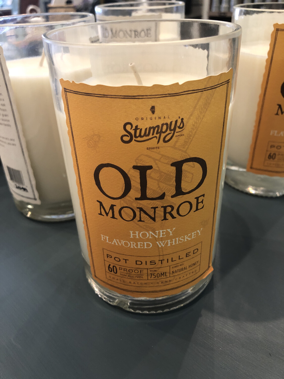 Stumpy's Honey Candle