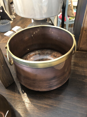 Metal Tin Pots Large