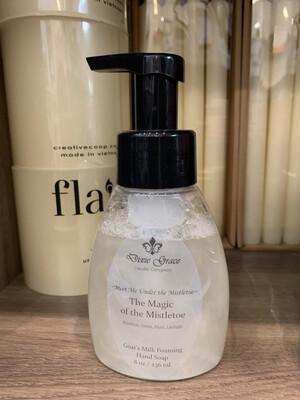 Dixie Grace Hand Soap The Magic Of The Mistletoe 8 oz.