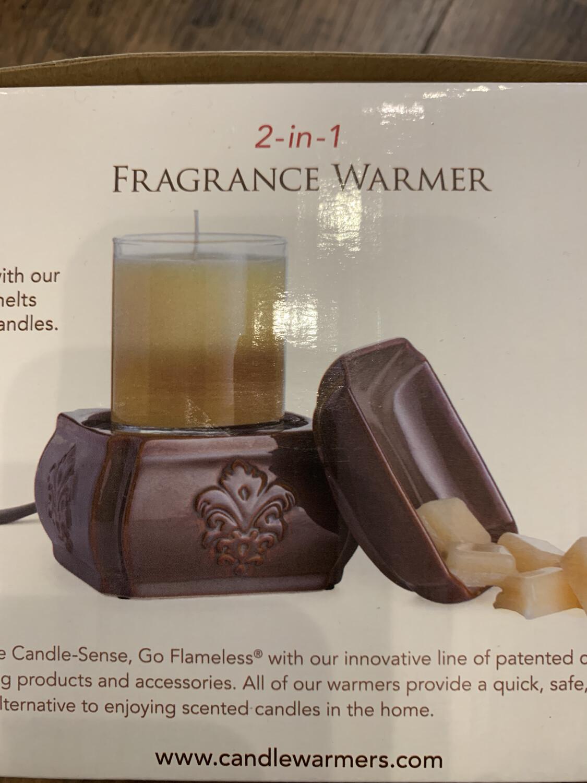 Fragrance Warmer 2 In 1