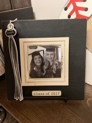 Graduation 2017 Frame