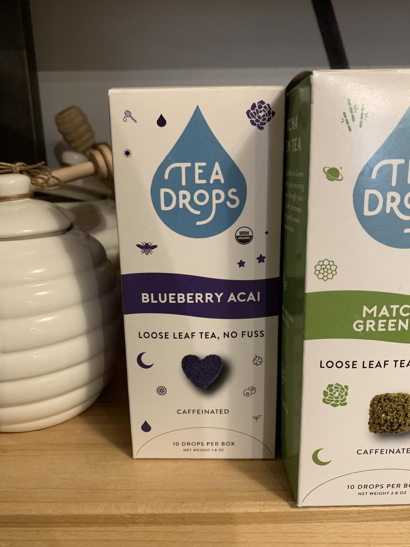 Tea Drops Blueberry Acai