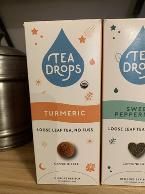 Tea Drops Turmeric