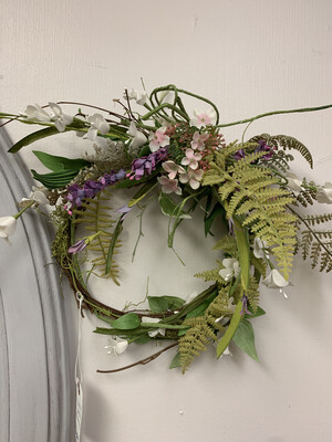 MP Small Floral Wreath