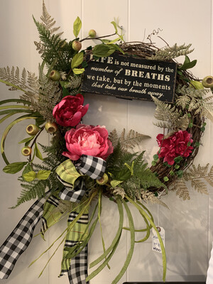 MP Life Wreath