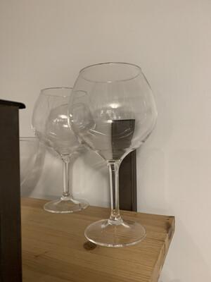 Acrylic Wine Goblet Large
