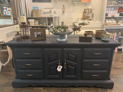 FGF Navy Buffet | Dresser