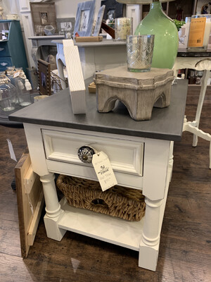 FGF End Table w Drawer