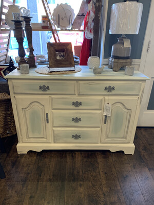 SSCF Cream Coral Wash Buffet