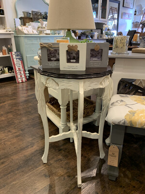 OLG Round Tall Side Table