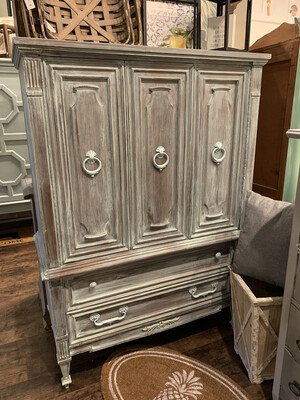 SSC Patina Armoire
