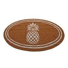 Pineapple Rug 718540369197