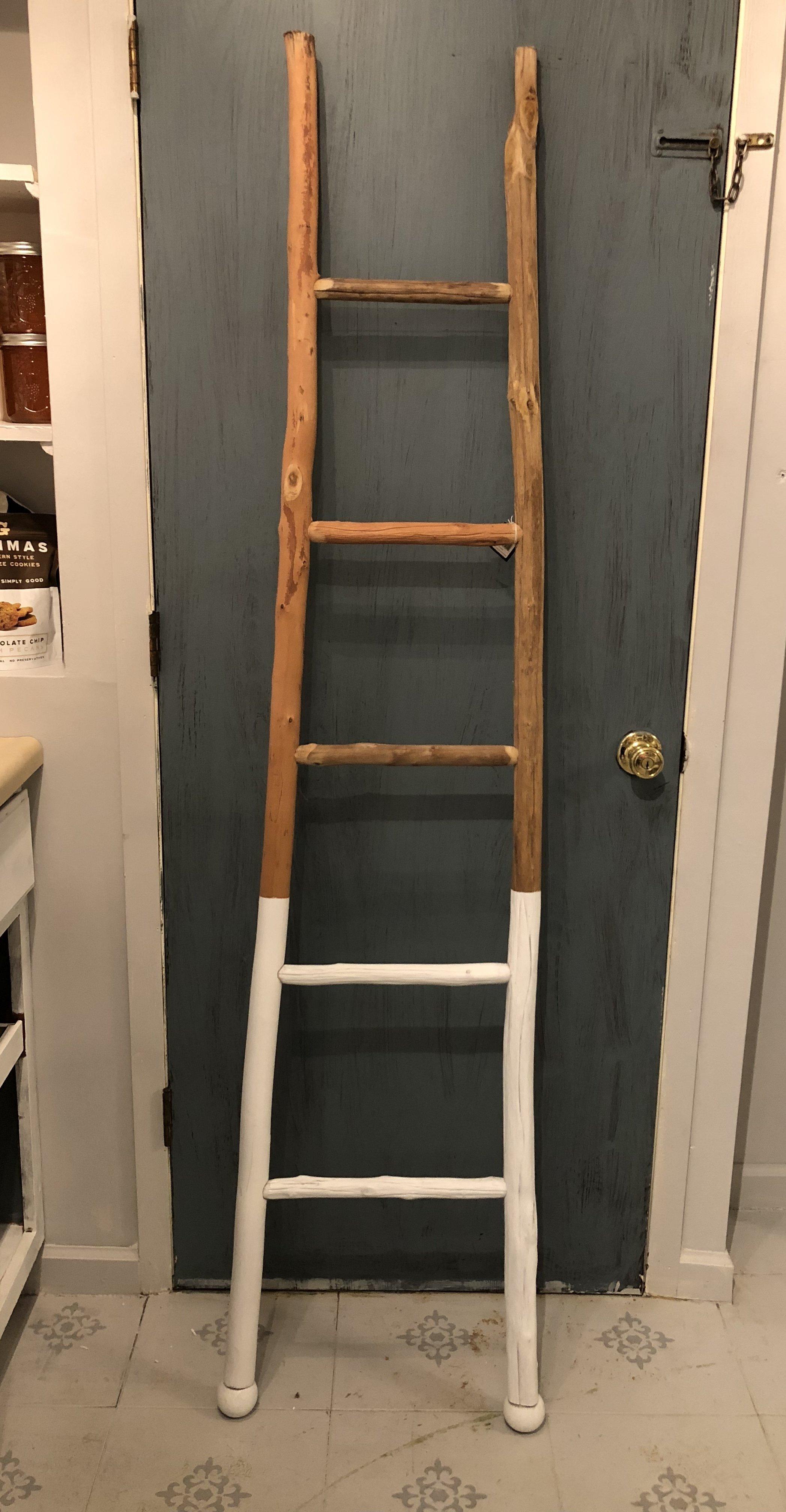 Wood Ladder 807472829449