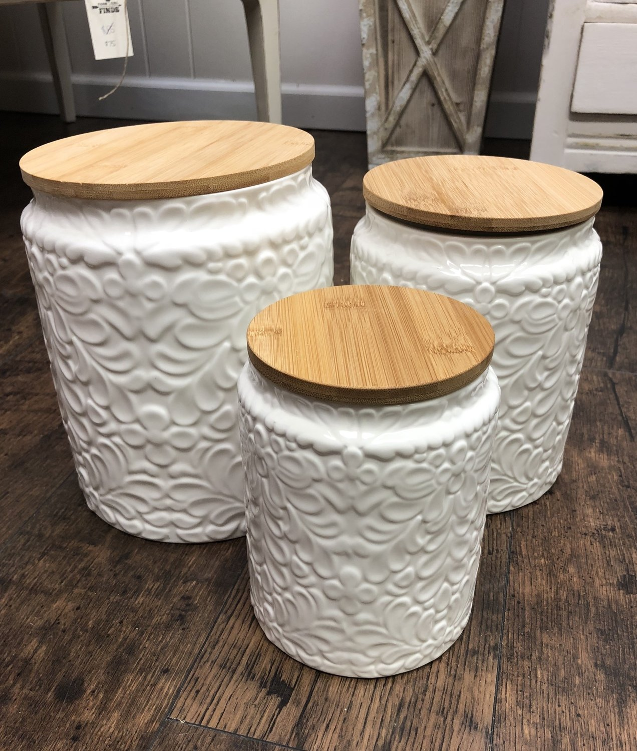 Pantry Canister Set