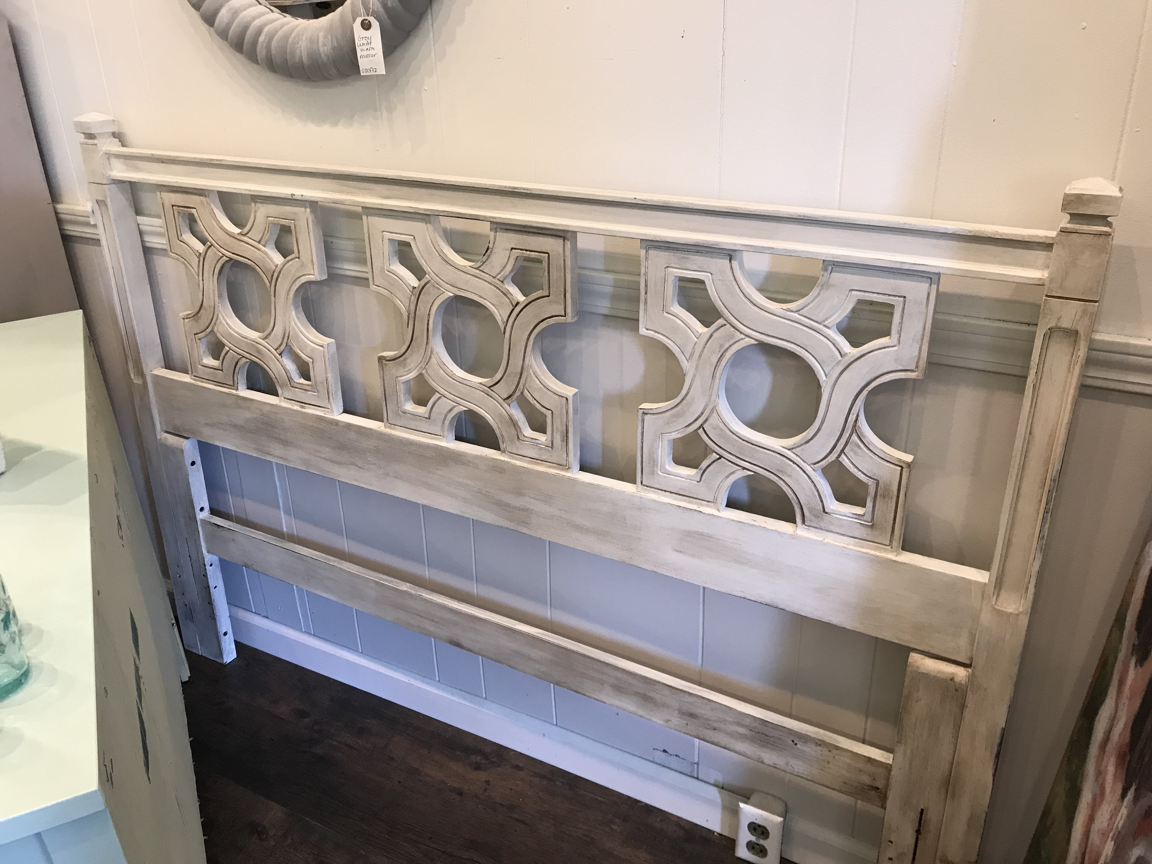 SALE SSC Antique Washed Headboard sscf11