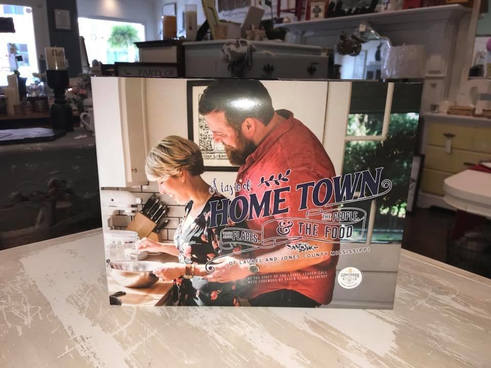 A Taste Of Hometown Cookbook