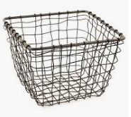Cabo Storage Basket SM 095787139234