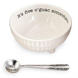 It's 5 O' Guac Somewhere Set 718540372845
