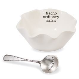 Nacho Ordinary Salsa Set