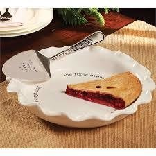 Pie Plate Set