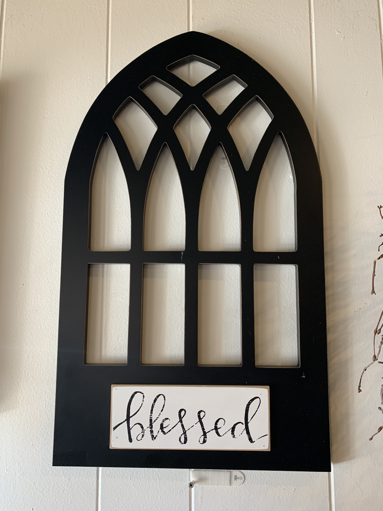 Blessed Window Frame 683731320335