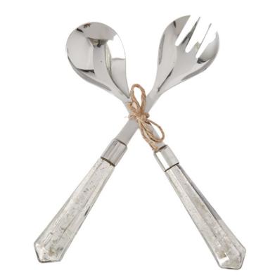 Mercury Serving Spoons 718540406342