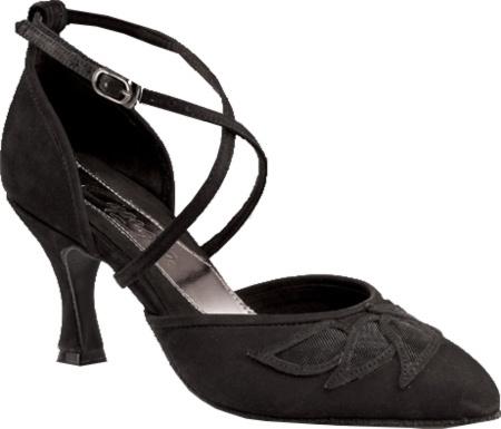 Black Capezio Shoe 02873