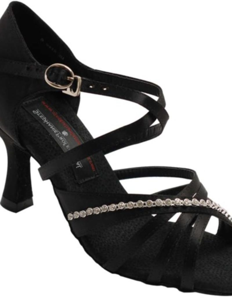 Black Stephanie Shoe 02879