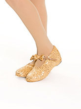 Sequin Tap Shoe Cover 00000