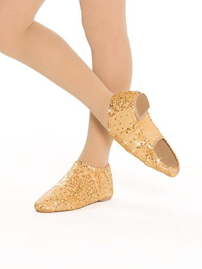 Sequin Jazz Shoe Cover