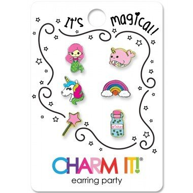 CHARM IT! Earrings Magical