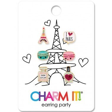 CHARM IT! Earrings Parisian