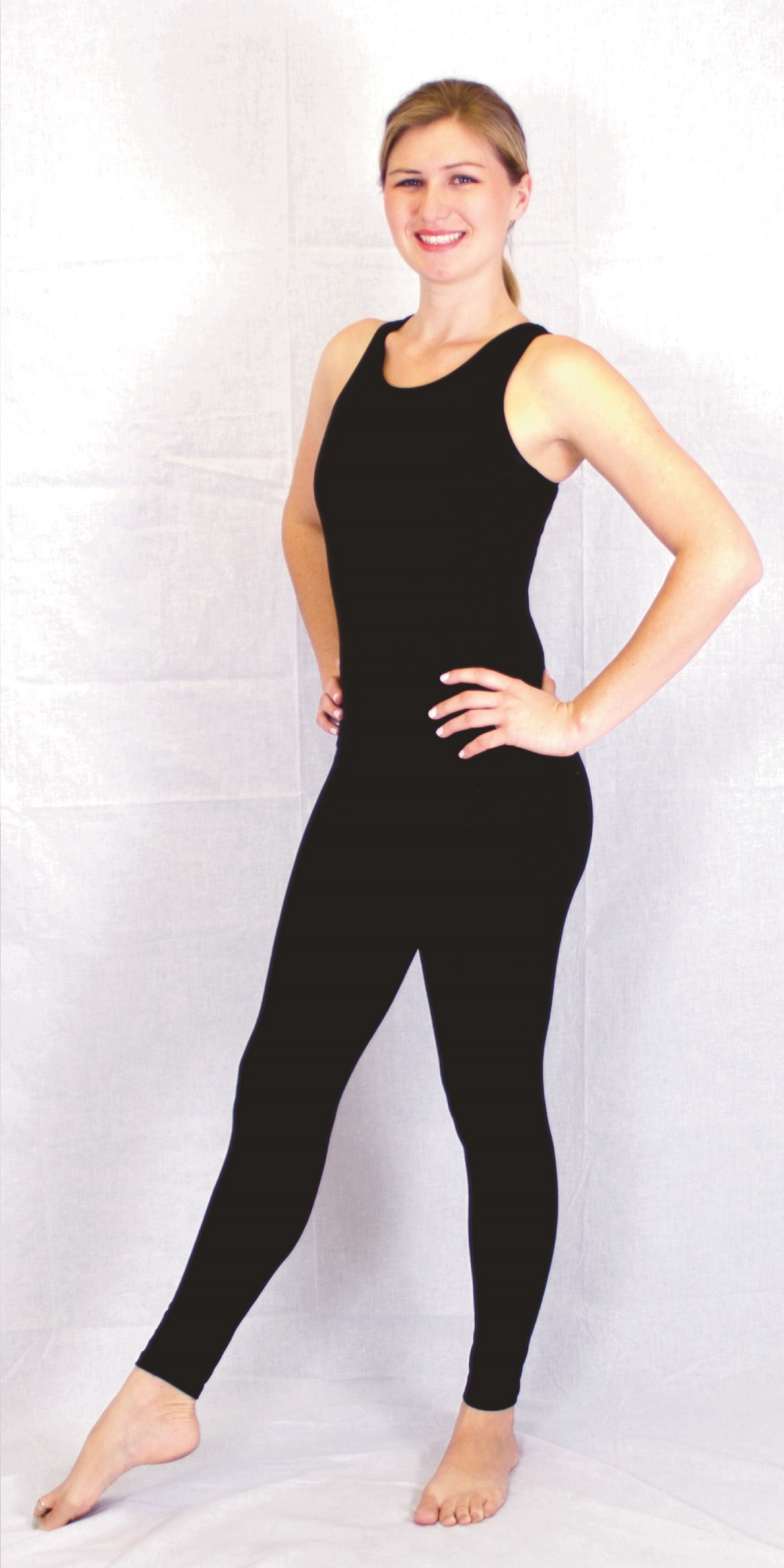 Basic Moves Tank Unitard - Adult 00003