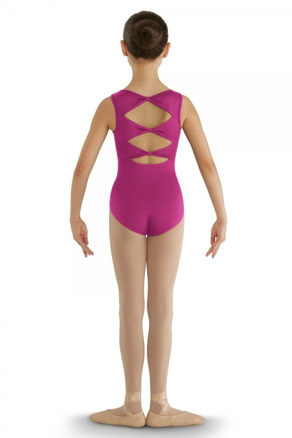 BLOCH 3 Bow Tank Leotard - Child CL5602